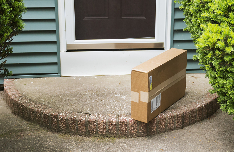 The Package Theft That Inspired Smiota's High-Tech Last Yard Solution